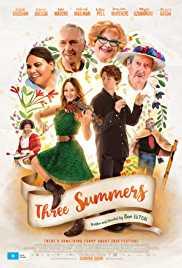 Three summers movie poster