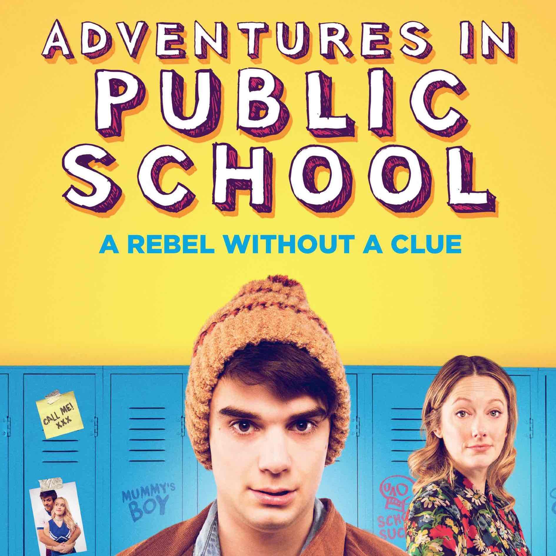 Adventures in Public School movie poster